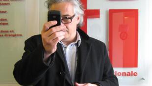 Jordi Soler en RFI.