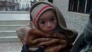 Mutanen Madaya na cikin mawuyacin hali a Syria