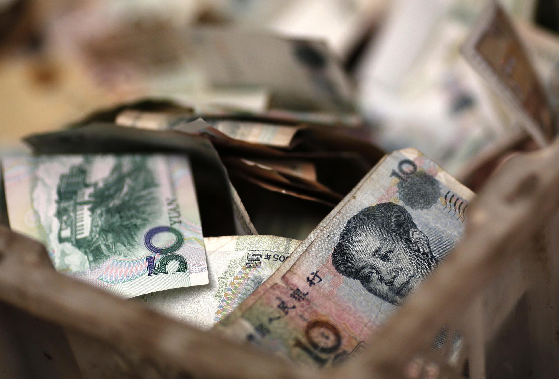 Au total, 100 milliards d'euros soit plus de 770 milliards de yuan chinois seraient détenus à l'étranger.