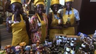 «Carol's confiture», c'est une production artisanale de confitures à base de fruits tropicaux locaux.