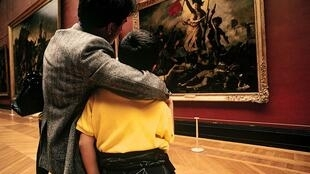 France - « La Liberté Guidant le Peuple », d'Eugène Delacroix - Louvre
