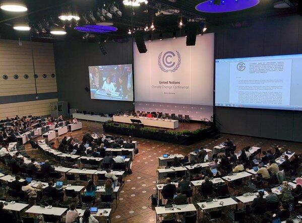 Reunião preparatória  para a COP 21 acontece em Bonn, na Alemanha.