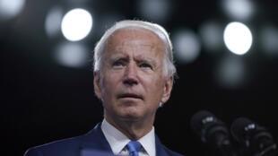 Dan takarar shugabancin Amurka Joe Biden.
