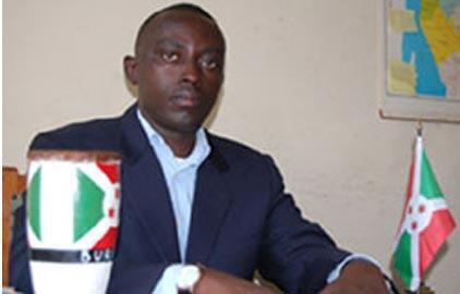 Pacifique Nininahazwe, kiongozi wa muungano wa vya vya kiraia Burundi FOCODE.