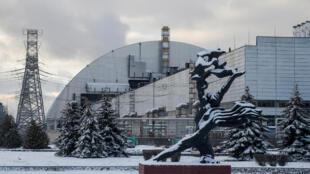 Чернобыльская АЭС, 29 ноября 2016.