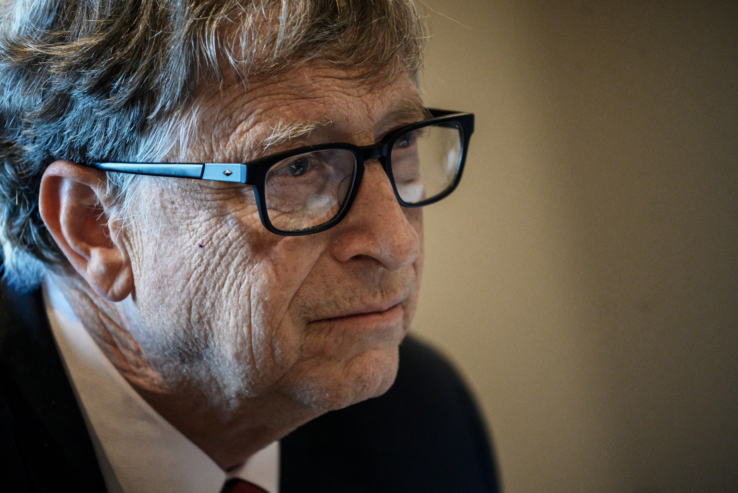 Bill Gates, founder of Microsoft and co-president of the Bill and Melinda Gates foundation, which hopes to finance cheap Covid-19 vaccines for emerging economies.