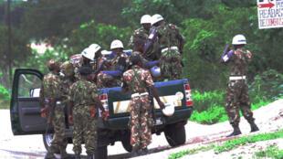 Moçambique - Militares - Polícia - Cabo Delgado