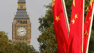 China has announced sanctions against nine UK individuals and entities