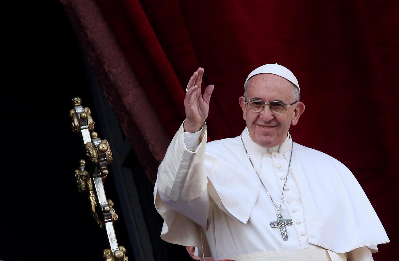 O papa Francisco viajará à Colômbia em setembro