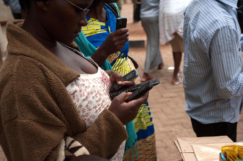 Il y a désormais deux opérateurs téléphoniques aux Comores (photo d'illustration).