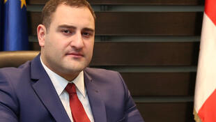 Министр внутренних дел Грузии Александр Чикаидзе