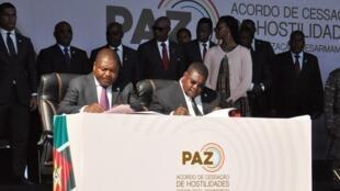 Acordo de Paz Moçambique