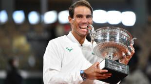 Rafael Nadal - Ténis - Roland-Garros - Tennis - RG - Espanha - Espagne