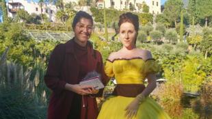 Notre correspondante, Céline Béal a rencontré Sissi, ou presque, dans la station thermale de Merano en Italie.