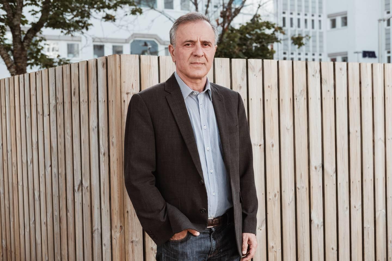 ایرج مصداقی فعال سیاسی تبعیدی در سوئد.