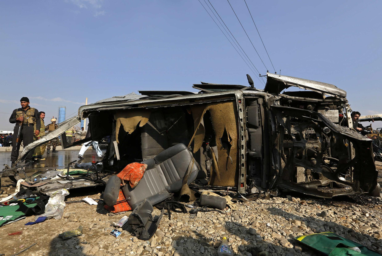 Jeudi 27 novembre, un attentat à Kaboul contre un véhicule diplomatique britannique avait fait six morts.