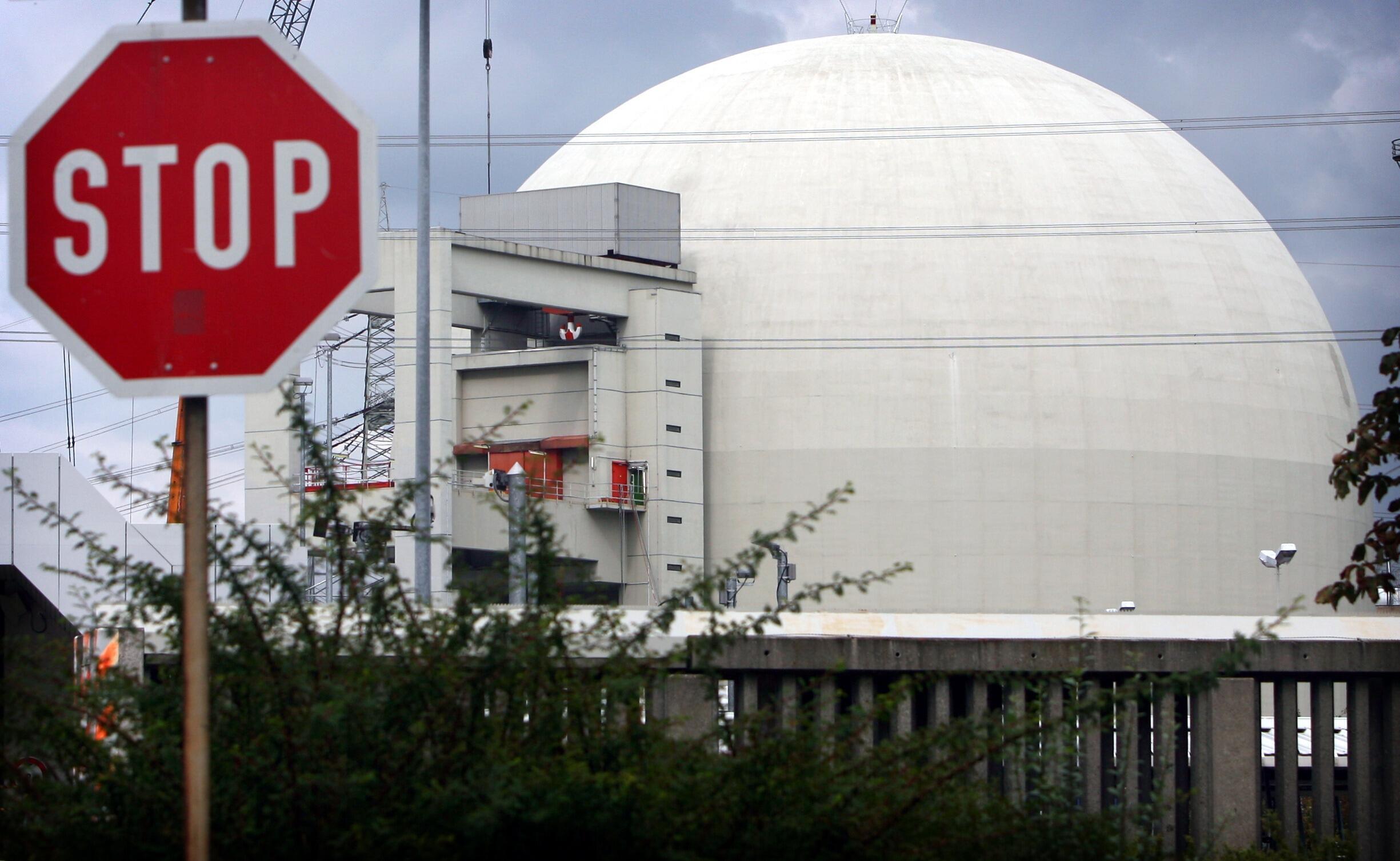 یکی از قدیمیترین نیروگاههای اتمی آلمان در نزدیکی فرانکفورت که باید تعظیل شود