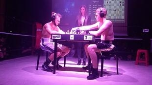 The first chessboxing event was held in Paris on 9 November 2019.