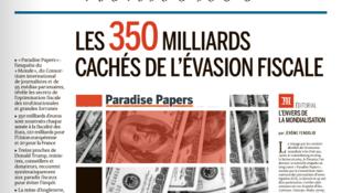 В понедельник французская Le Monde пишет о том, почему уход от налогов ставит под угрозу ценности демократии и как 350 миллиардов евро, спрятанные в офшорах, потворствуют распространению неравенства и несправедливости во всем мире.