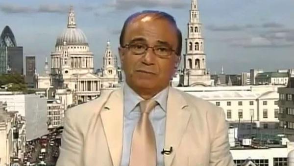 حسن منصور استاد اقتصاد در بریتانیا