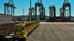 El puerto de Mariel.
