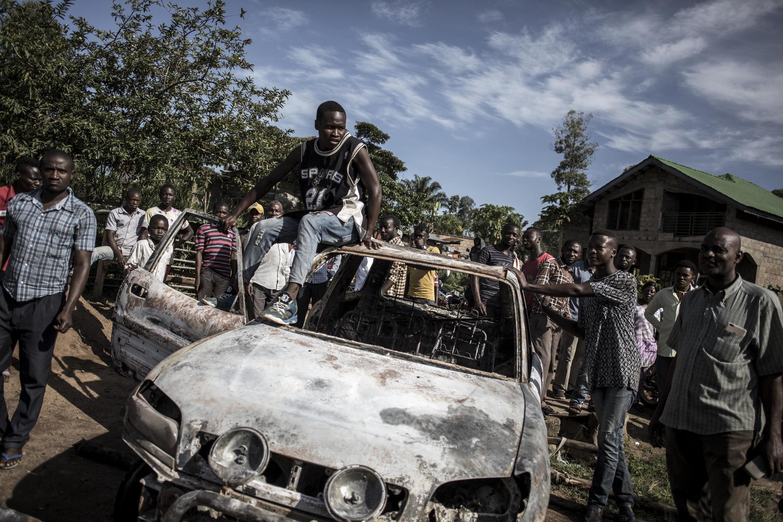 Uharibifu uliofanywa na waasi wa ADF Mashariki mwa DRC