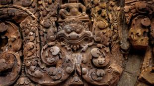 Banteay Srei - Temple - Cambodge