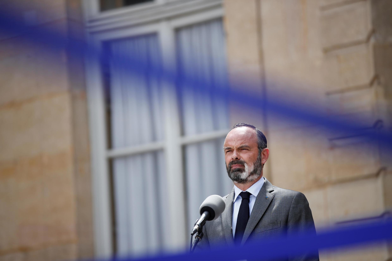 法國總理菲利普(Edouard Philippe)在5月28日星期四,介紹了法國解禁第二階段的措施。