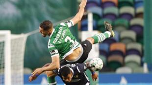 Zouhair Feddal - Sporting - Desporto - Futebol - Liga Portuguesa - Sporting Clube de Portugal