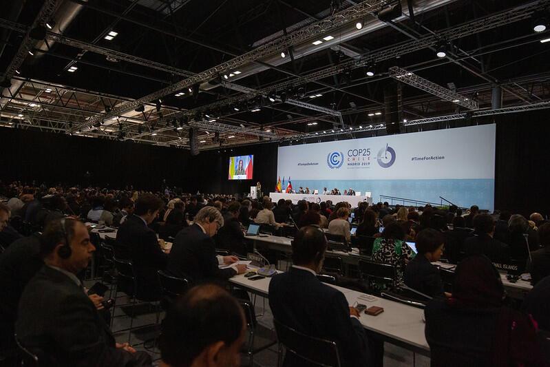 COP25 entrou na fase ministerial nesta terça-feira (10/12/2019)