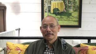 Vink - peintre BD - belge - vietnamien