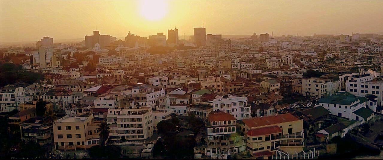 Une vue de Mombasa, au Kenya. (image d'illustration)