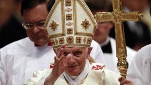 Bento XVI respondeu a perguntas feitas por pessoas do mundo inteiro.