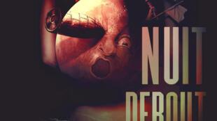 Mouvement de libération graphique et artistique #NuitDebout.