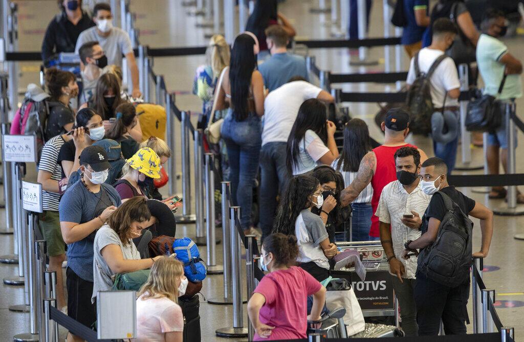 Brasil aeroporto