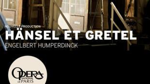 L'opéra « Hansel et Gretel » mis en scène par Marianne Clément.