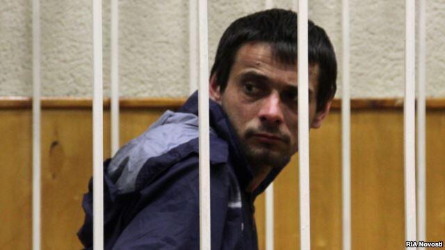 Сергей Помазун в зале суда