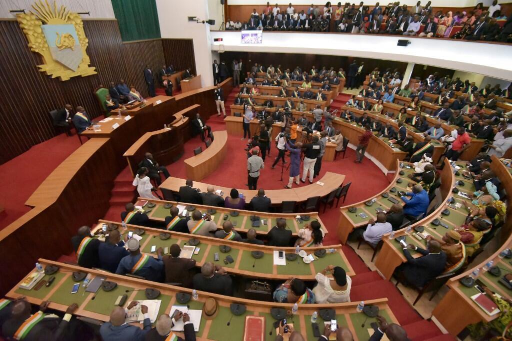 assemblée parlement cote ivoire abidjan