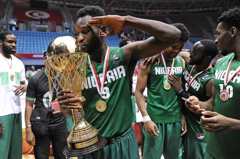 Nigeria beat Angola in AfroBasket 2015 Final