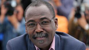 Chadian film director Mahamat-Saleh Haroun