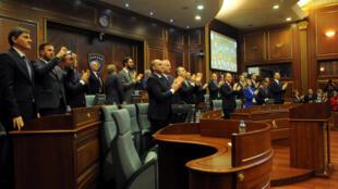 Le Parlement du Kosovo a voté la transformation des Forces de sécurité du Kosovo (FSK) en une véritable armée.