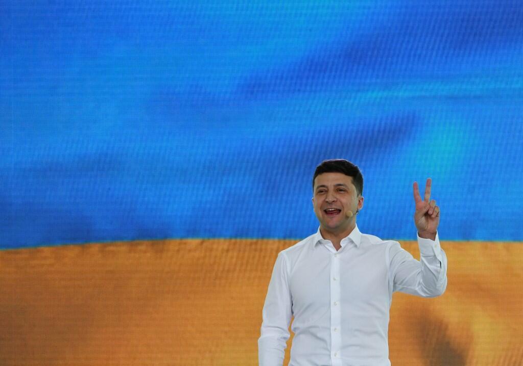 Владимир Зеленский на съезде партии «Слуга народа», Киев, 9 июня 2019
