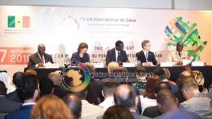 Présentation de l'édition 2019 du Forum international de Dakar