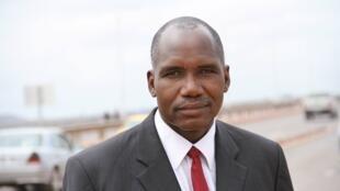 Konimba Sidibé, du Mouvement pour un destin commun (Modec).
