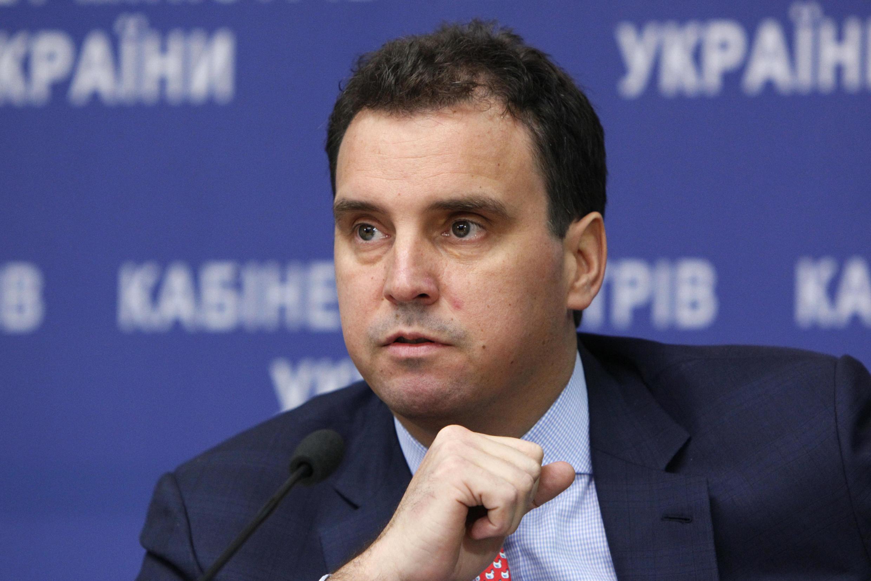 Айварас Абромавичюс занимал пост министра экономического развития и торговли Украины с декабря 2014 года.