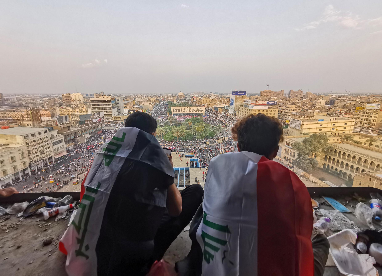 Bagdad, le 28 octobre 2019.