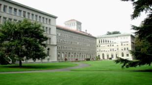Sede da Organização Mundial do Comércio, em Genebra.