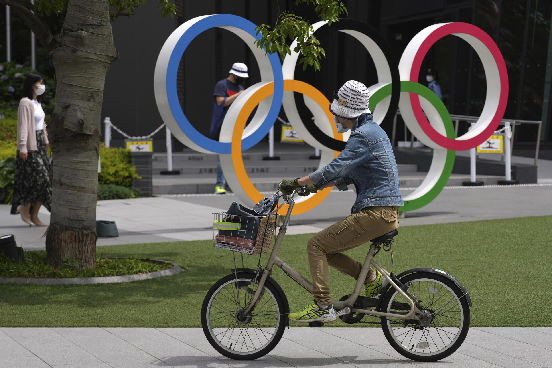 Japon - Tokyo - Jeux olympiques - AP21153290020913