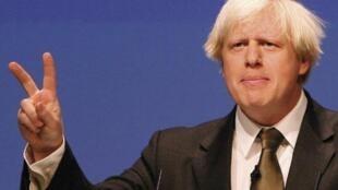 Boris Johnson es el nuevo ministro de Relaciones Exteriores británico.