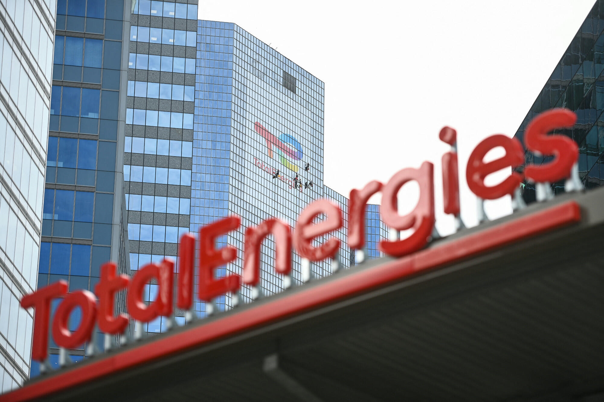 Total Energies - logo - TotalEnergies